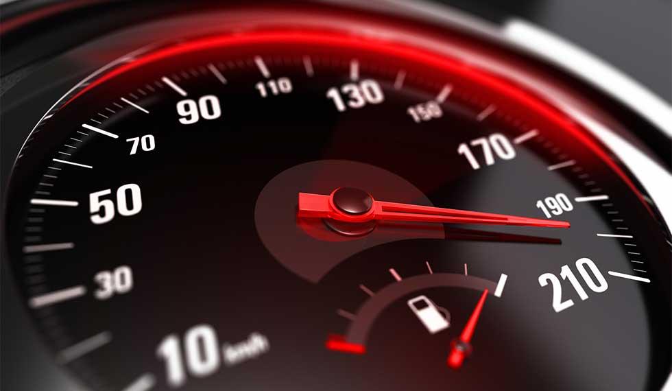 Caught Speeding